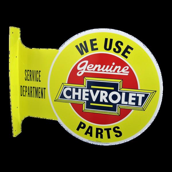 Bilde av We Use Chevy Parts - 2-Sidig