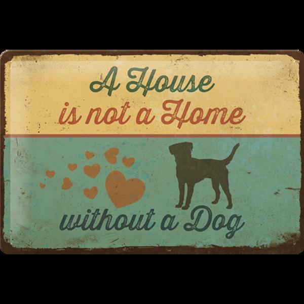 Bilde av A House Is Not A Home A4