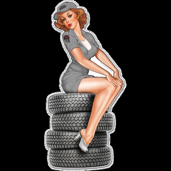 Bilde av Tire Babe Lethal Threat