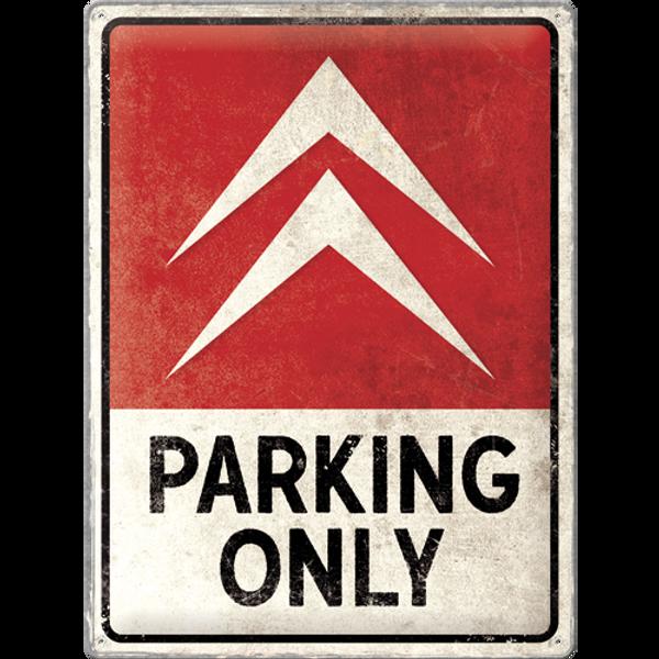 Bilde av Citroën Parking Only