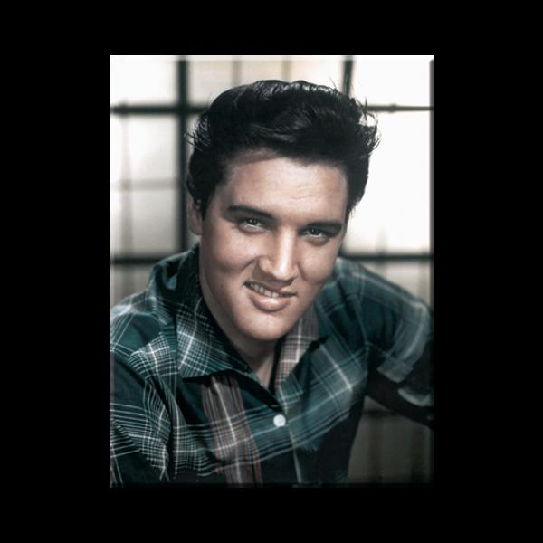 Bilde av Elvis in Color