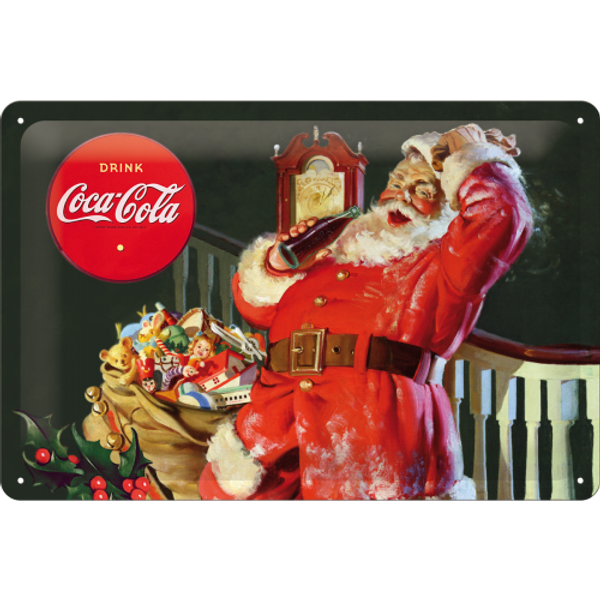 Bilde av Coca-Cola Classic Santa