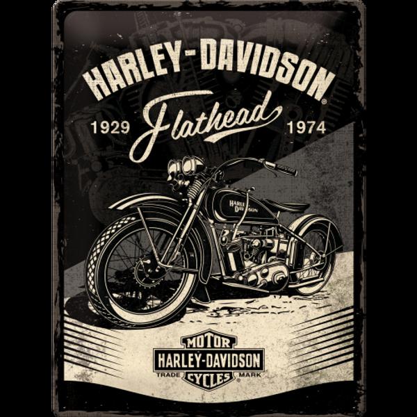 Bilde av Harley-Davidson Flathead Black