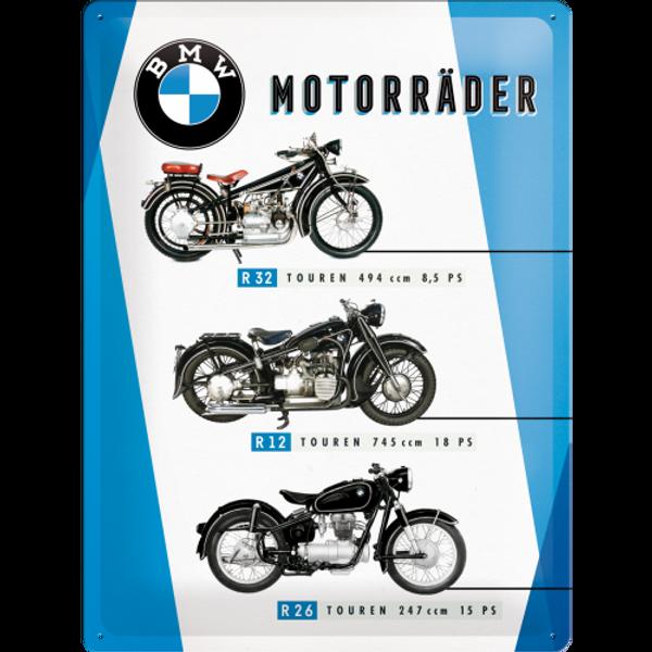Bilde av BMW Motorräder Chart