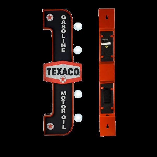 Texaco LED OTW Skilt