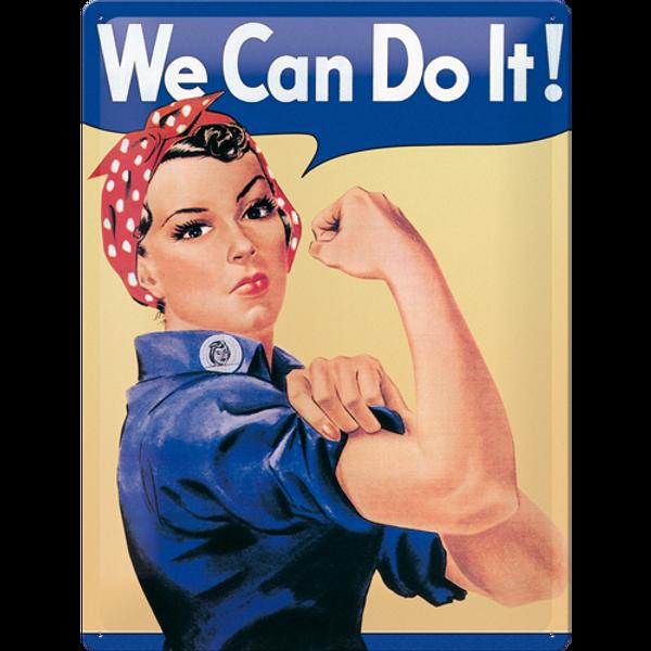Bilde av Rosie The Riveter A3