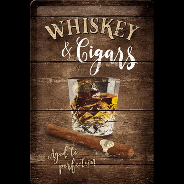 Bilde av Whiskey & Cigars