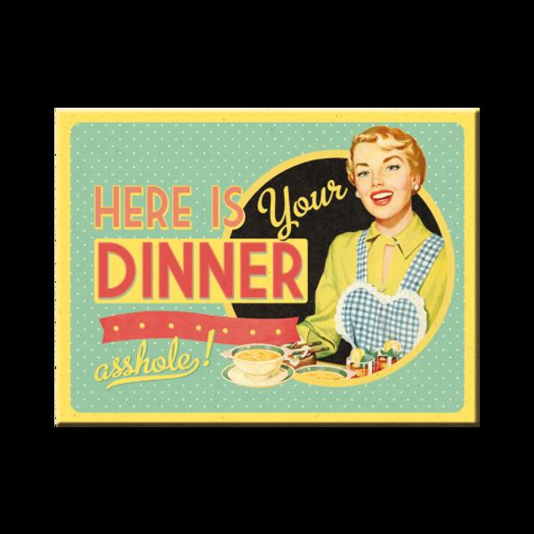 Bilde av Here Is Your Dinner
