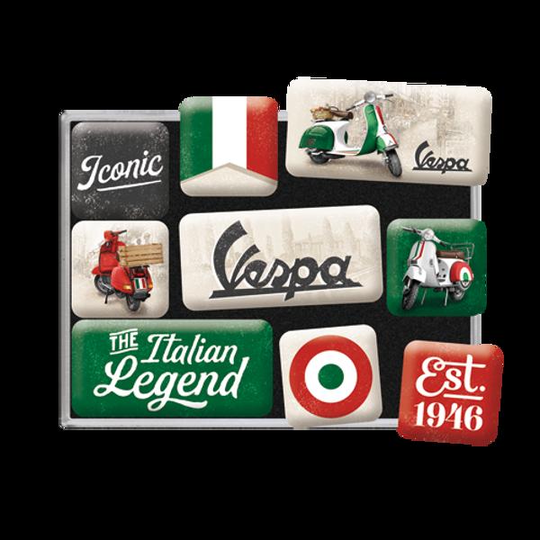 Vespa Italian Legend