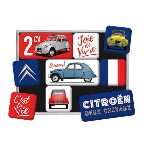 Bilde av Citroen 2CV C'est la vie