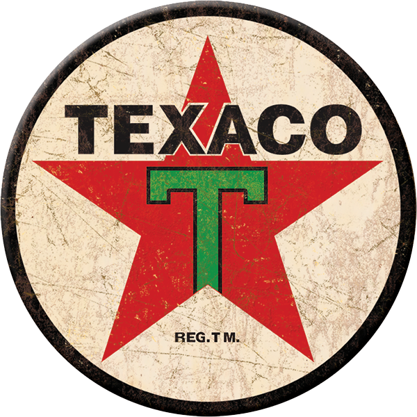Bilde av Texaco 1936 Logo