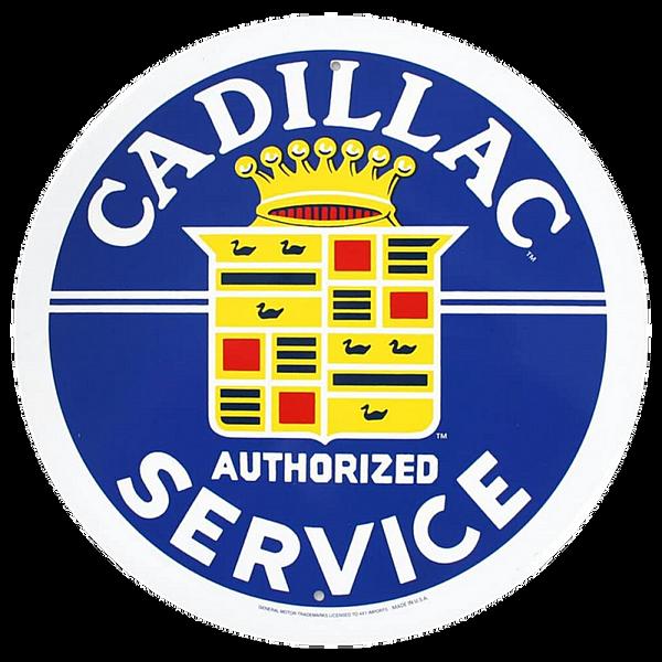 Bilde av Cadillac Service Round Small