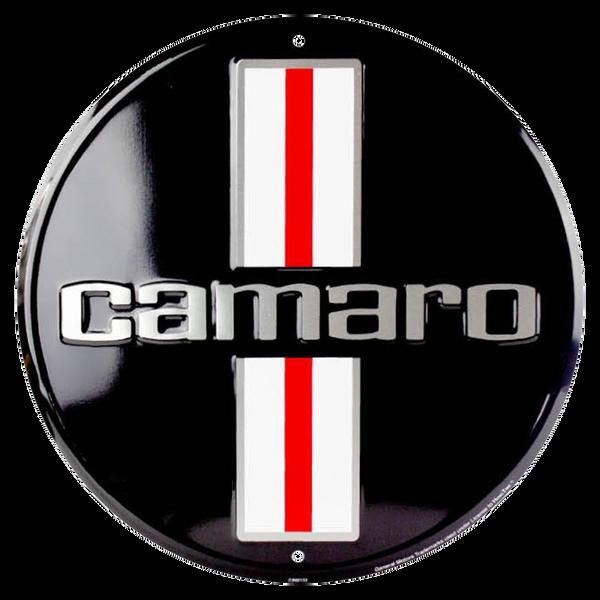 Bilde av Chevy Camaro Round Small