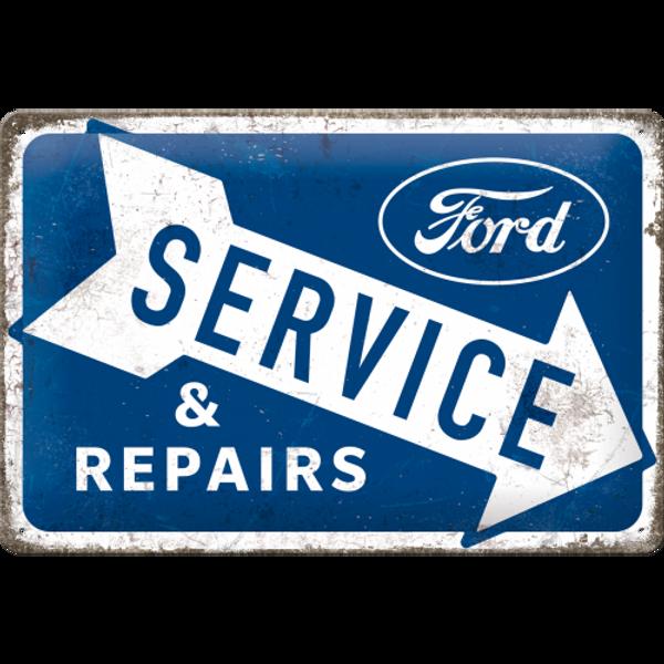 Bilde av Ford Service & Repair