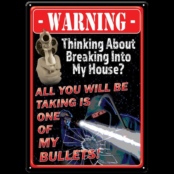 Bilde av Take A Bullet