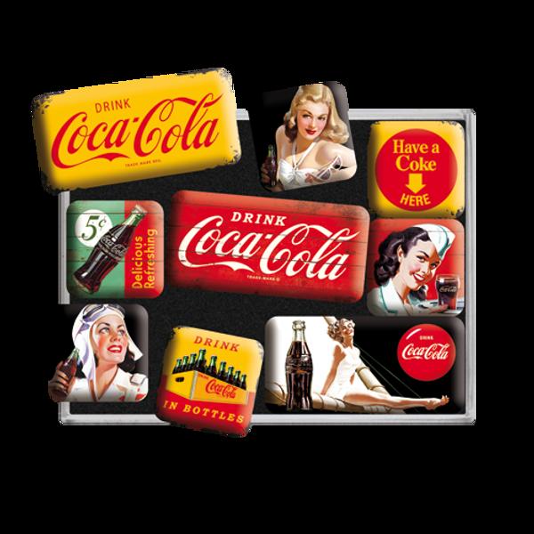 Bilde av Coca-Cola Yellow Mix