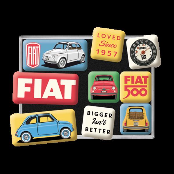 Bilde av Fiat 500 Loved Since 1957