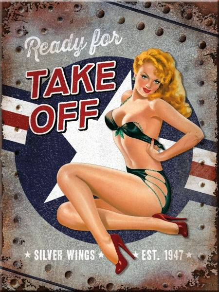Bilde av Ready For Take Off