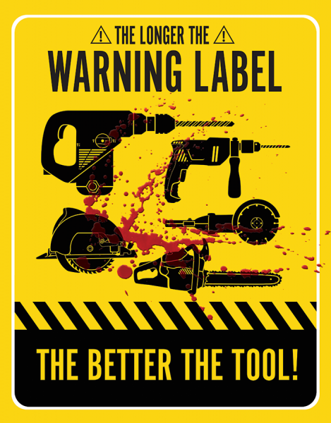 Bilde av Warning Labels