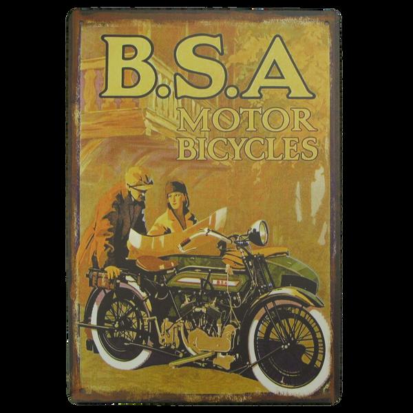 Bilde av BSA Motor Bicycles