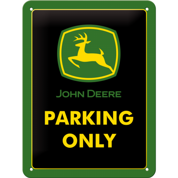 Bilde av John Deere Parking Only