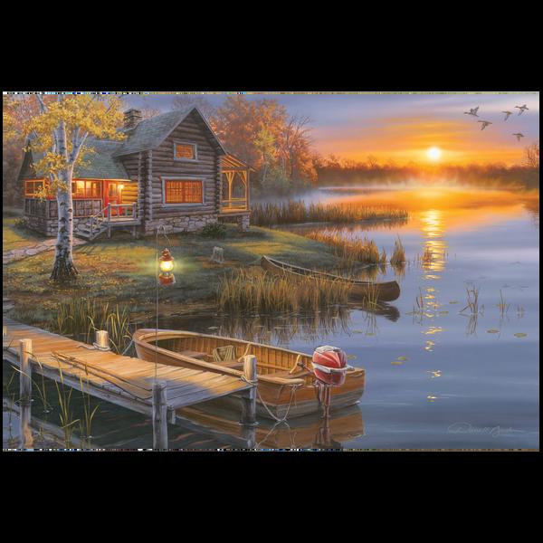 Bilde av Lake Cabin