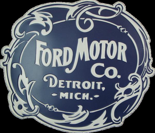 Bilde av Ford Vintage Logo
