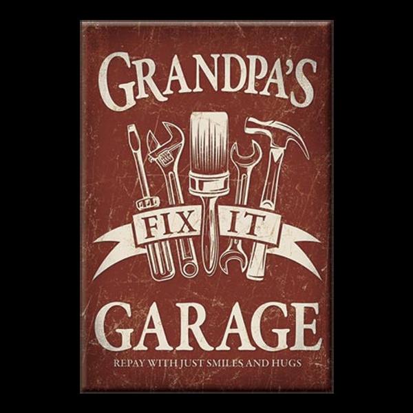 Bilde av Grandpas Garage