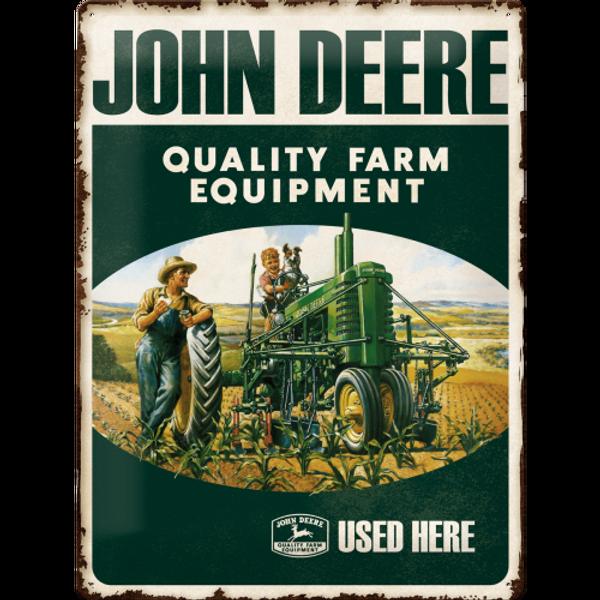 Bilde av John Deere Quality Farm Equipment