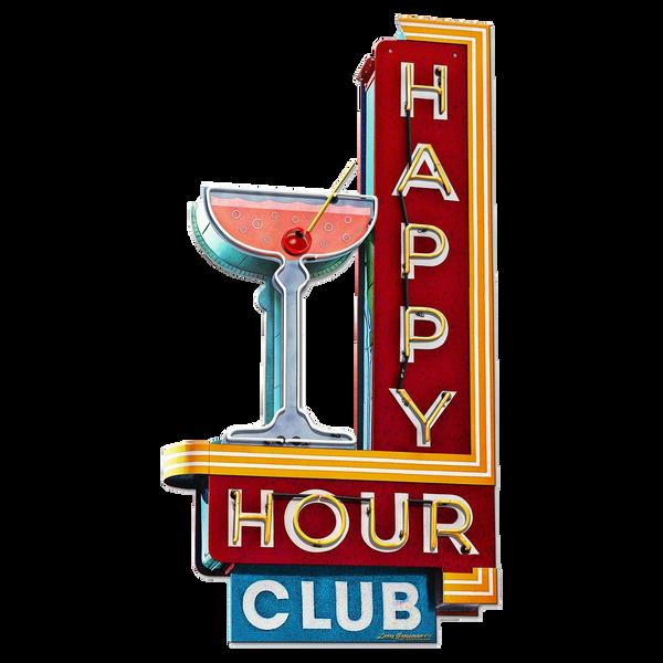 Bilde av Happy Hour 'Neon Styled'