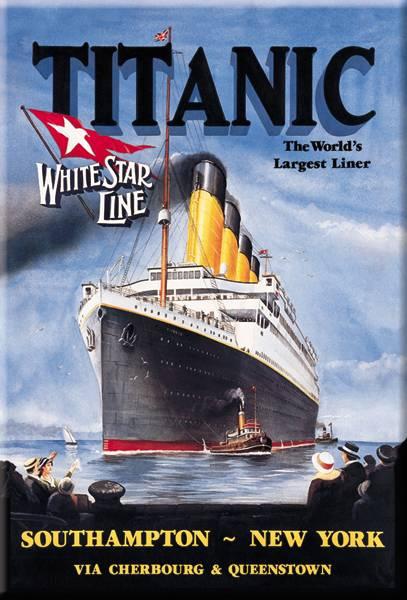 Bilde av Titanic
