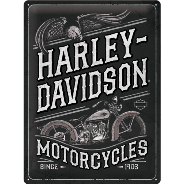 Bilde av Harley-Davidson Motorcycles Eagle