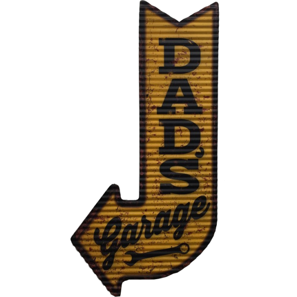 Bilde av Dads Garage Arrow